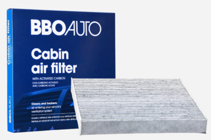 FRAM CF10134 REPLACEMENT CABIN AIR FILTER