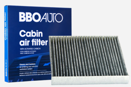 FRAM CF10140 REPLACEMENT CABIN AIR FILTER
