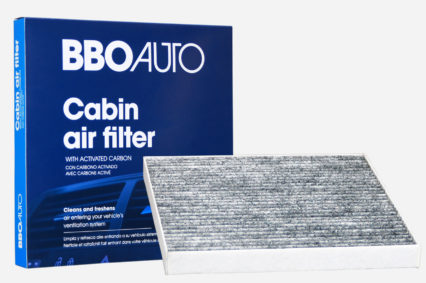 FRAM CF10374 REPLACEMENT CABIN AIR FILTER