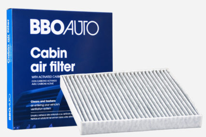 FRAM CF10729 REPLACEMENT CABIN AIR FILTER